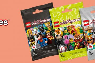 Рекламная акция Лего (LEGO) «Их много не бывает!»