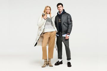 Рекламная акция Mastercard «Скидка до 15% в бутиках Tommy Hilfiger»